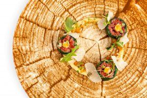 Sushi toscano Ristorante 2 Stelle Michelin Toscana