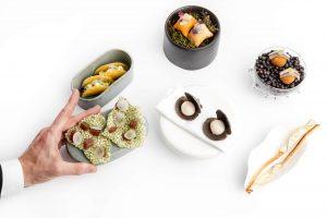 aperitivo con tapas Ristorante 2 Stelle Michelin Toscana