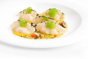 Ravioli Ristorante 2 Stelle Michelin Toscana