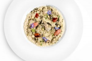 Risotto Ristorante 2 Stelle Michelin Toscana