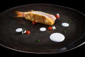 menù ristorante stellato in Toscana