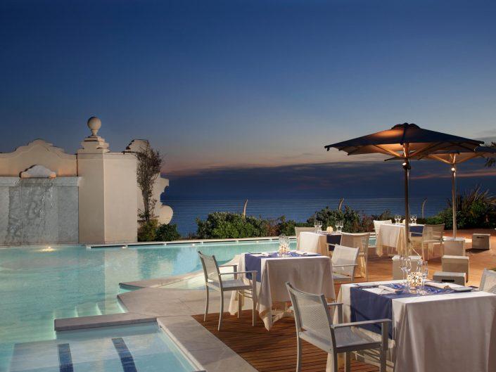 Restaurant for events in Viareggio