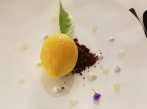 dessert limone