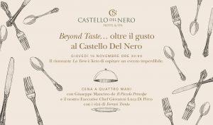 cena chef stellati Castello del Nero