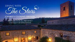 Dining with the Stars Castello di Spaltenna