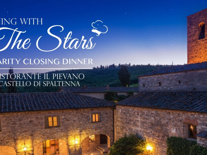 Dining with the Stars Castello di Spaltenna