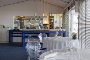 ristorante stellato Viareggio