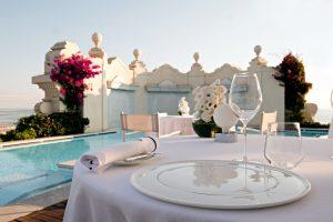 ristorante stellato Toscana
