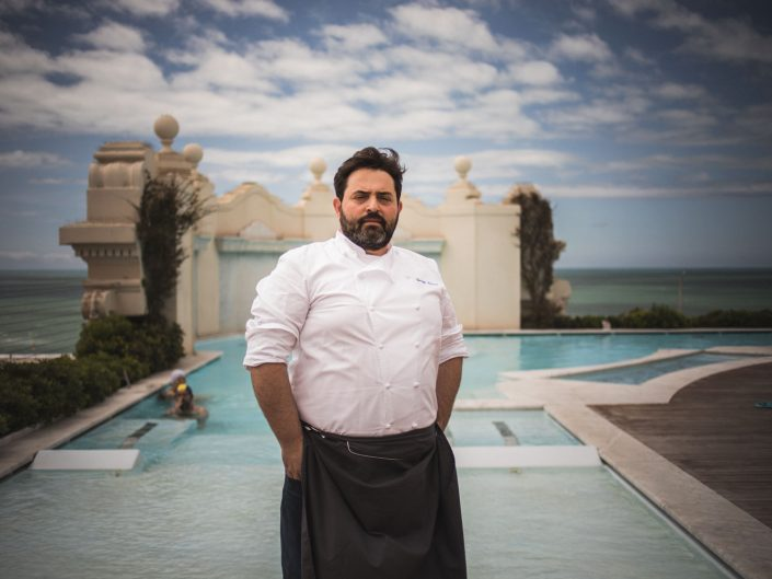 Chef Giuseppe Mancino